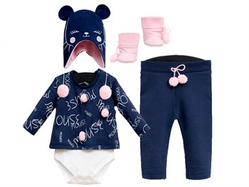 MAUSE 4LÜ BODY SET